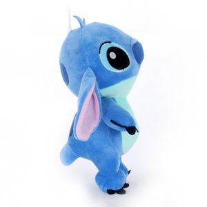 Wholesale Fashion Plush Toys 24 CM Cute Plush Dolls Stuffed Animals Plush Toys Good Gifts For Children Blue Color T