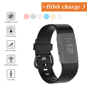 Wholesale 300pcs High Quality TPU Protector Soft Shell Protective Frame Case Cover Skin Bumper For Fitbit Charge Smart Watch Hot Sale