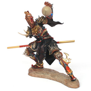 Wholesale journey west for sale - Group buy furyMonkey King figure Model China Journey to the West dota sun wu kong