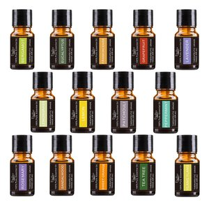 100% Therapeutic Grade Pure Essential Oil Top 14 10ML Massage Essential Oil Set