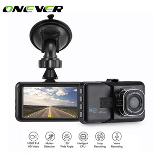 Wholesale Onever inch Dash Camera Car DVR Dash Cam Video Recorder HDMI HD P Camcorder Night Vision Motion Detection Loop Recording