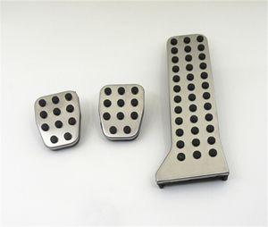 Auto Accessories Aluminium car pedals For Mazda 3 Mazda 6 CX-5 Axela Atenza AT MT Accelerator Pedal Brake Pedal Footrest Pedal