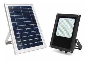 Wholesale 15W LED Solar Light SMD Solar Powered Panel Floodlight Body Sensor Outdoor Garden Landscape Spotlights Lamp LLFA