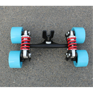 Wholesale Electric Skateboard Truck Aluminum Bridge New wheels skateboard bridge long board truck electric wheels