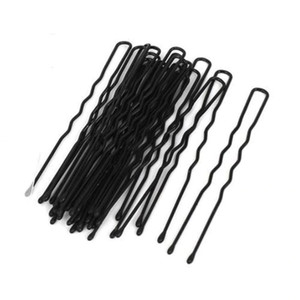 Wholesale Summer Hairpins Hair Waved U Shaped Bobby Pin Barrette Salon Grip Clip Pin Accessories