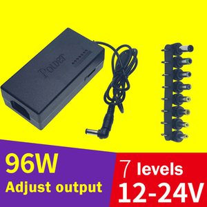 Wholesale Brand new w power adapter V notebook power supply universal adjustable power supply multi function charger v v adaptor