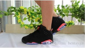 Wholesale 2017 New black white infrared low chrome Oreo s price basketball shoes sneakers men women US5