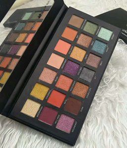 Wholesale Hot Newest Makeup Palette Born To run colors EYE Shadow matte Shimmer eyeshadow palette