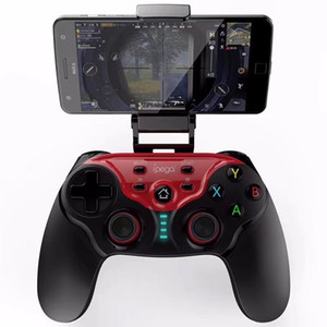 Wholesale iPega PG Wireless Gamepad Joystick PG Bluetooth Controller for Android iOS Win Smartphone PC TV Box BT Control