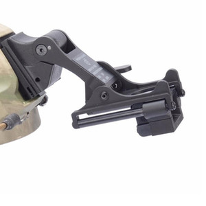 Wholesale Tactical Airsoft Helmet Mount kit Helmet NVG Mount for Night Vision Goggle PVS14 PVS7 Tactical Accessories