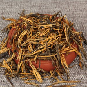 SALE Free Shipping good New tea 250g Dianhong black tea buds Need gold grade gold Dianhong single bud tea [MCGRETEA]MCDH250G-004