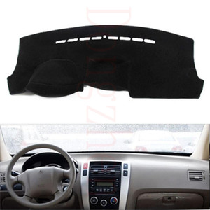 Dongzhen Fit For HYUNDAI TUCSON 2006-2013 Car Dashboard Cover Avoid Light Pad Instrument Platform Dash Board Cover