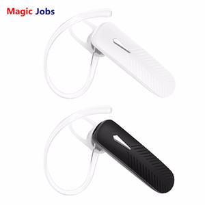 Wholesale Mini Wireless Bluetooth Headphone Black Color Single Side Earphone Headset With Microphone For Business Noise Cancellation