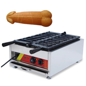 New commercial penis waffle maker Taiwannese popular snack equipment waffle stick maker waffle dog maker electric