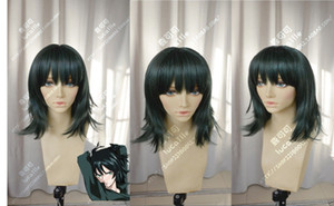 One Punch Man Hell Jigoku no Fubuki Anime Cosplay Costume Wig