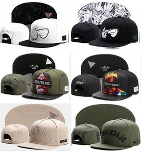 Wholesale Good Selling cayler and sons snapback hats casquette bone sport cap men snap back dad hat baseball Adjustable basketball caps