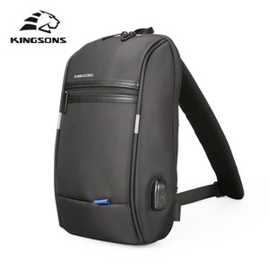 Kingsons 10.1 inch Tablet PC Bag Business Travel Small Cross body Bag Men Shoulder Messenger for iPad Air 2  iPad Pro 9.7