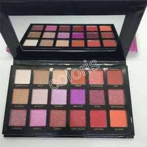 Wholesale Makeup Eyeshadow Desert Palette Colors Shimmer And Matte Eye shadow Magic Beauty Eyes Cosmetics Maquillage