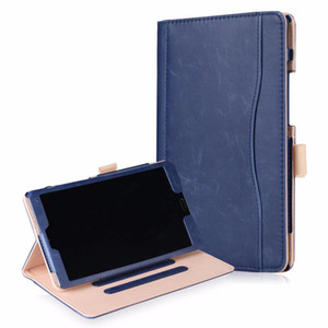 Wholesale Slim PU Leather Case For Huawi M5 10.8 CMR-AL09 CMR-W09 L Protective Cover Shell case For Huawi Mediapad M5 10.8 inch Tablet+PEN