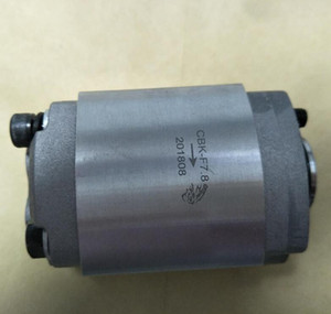 CBK 8ml r gear pumps small hydraulic systems power unit hydraulic machinery loading truck road ruller