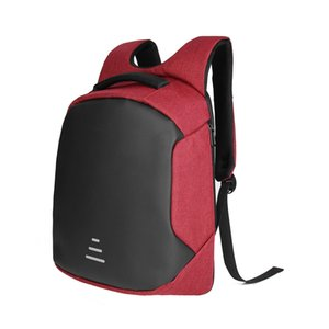 Anti-Thief Waterproof Backpack External USB Charge 3.5mm Port Laptop Tablet Outdoor Travel Bag ASD88