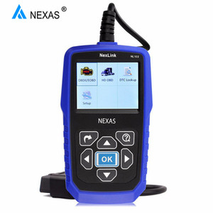 Wholesale trucks scania resale online - Heavy Duty Truck Diagnostic Scanner NL102 OBD OBD2 for Volvo Scania Renault Truck Diesel Engine ABS Brake Diagnostic Tool