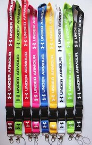 Wholesale Direct sale of factory prices P U A Fashion Clothing Lanyard Detachable Under Keychain Camera belt neck storp Badge