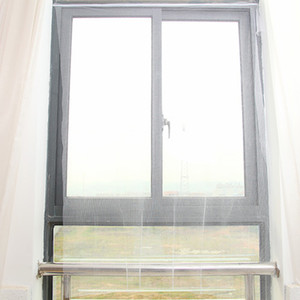 Wholesale Anti Mosquito Window Door Screens Self adhesive Against Mosquito Net Mesh Protec Sheer Curtains