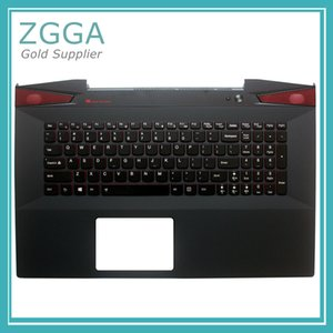 Wholesale Genuine NEW quot Laptop Upper Case For Lenovo Ideapad Y70 Y70 Palmrest Cover Keyboard Bezel AP14S000300