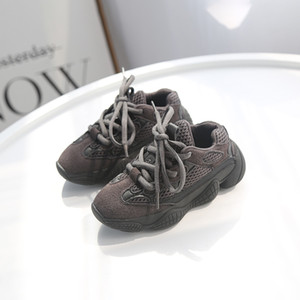 kids designer shoes lace up latex sneaker shoes for children black girls infant baby boy shoes