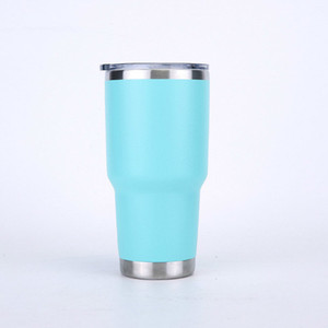 Wholesale Hot sale Mug Coffee and Drink Cups YT oz Mugs Colors Big Capacity Beverages Cup Famous Braand DHL