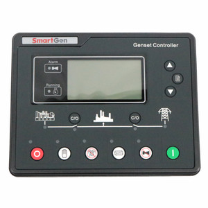 Wholesale New reliability level bit CPU Generator Controller Genset Controller HGM7120A