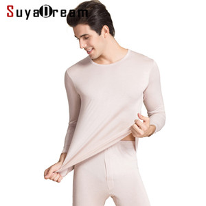 High Quality In Stock Men Long Johns neck Thermal Underwear For Men Fall Winter Underwear Set