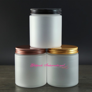 30pcs lot 250g 8oz PET Plastic Frosted packaging containers for cosmetics,empty lotion jars 250ml beautiful cosmetic packaging frosting jar.