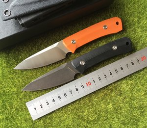 LOVOCOO Nettle fixed blade knife D2 steel G10 handle outdoor hunting survival pocket kitchen fruit knives practical edc tools on Sale