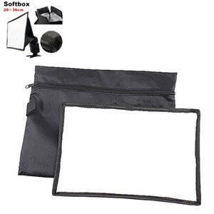 Wholesale Universal SoftBox Band New High Quality cm General Foldable Soft Box Flash Diffuser for Canon Nikon Sony Minolta High Quality