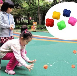 Wholesale eye balls for sale - Group buy Reaction Ball Agility Coordination Reflex Baseball Fast Speed Exercise Training Ball improvement of hand eye coordination and reaction time