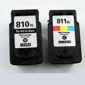 PG 810 Cartucho de Tinta XL CL 2PK 811XL Substituição Para Canon PIXMA MX328 MX338 MX347 MX357 MP245 MP258 MP268 MP276 IP2770