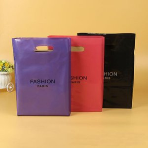 Wholesale Customize Logo Plastic Bag x40cm x45cm x50cm Shoe Underwear Hat Clothes Handbag Jewelry Makeup Gift Pouch