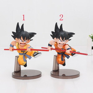 Wholesale Dragon Ball Z cm Sun Goku Childhood Edition PVC Action Figure Collectible Model Toy Doll