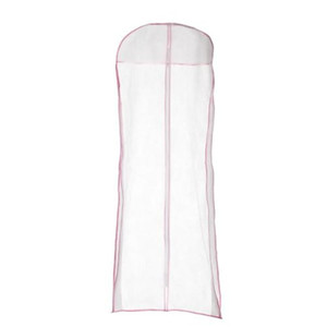 Wholesale Wedding Evening Dress Bridal Gown Garment Storage Cover Bag cm Fabric Dustproof Long Clothes Protector Case