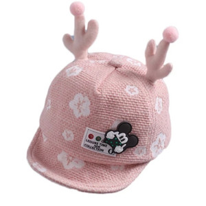 Wholesale Baby cap girl baby cap autumn winter months boy baseball cap autumn baby girl years of age