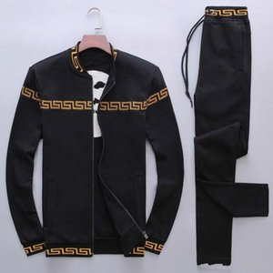 Wholesale Fashion Tracksuits Men Leisure Sport Suit Luxury Men s Sportswear Brand Design Jogger Set Cool Sweatshirt Tracksuit