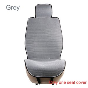 Wholesale 1 pc Breathable Mesh car seat covers pad fit for most cars summer cool seats cushion Luxurious universal size car cushion