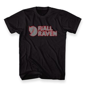 New FJALLRAVEN Logo Custom T-shirt Men's Size M - 3XL100% Cotton Fashion T-Shirts top tee