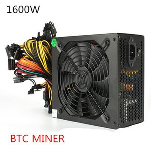 2018 NEW ETH graphics card Power Supply For Bitcoin Miner Modular Mining High Quality computer Power Supply For BTC on Sale