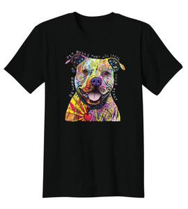 Beware of Pit Bulls They Will Steal Your Heart Puppy Dog Lovers T-Shirt Tee Mans Unique Cotton Short Sleeves O-Neck T Shirt