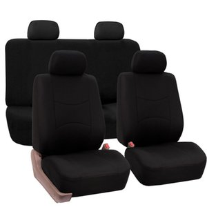 Universal PolyCloth Car Seat Cover Cushion Pad Protective Covers for Audi BMW Honda Toyota Jaguar Kia Automobiles Seat Covers on Sale