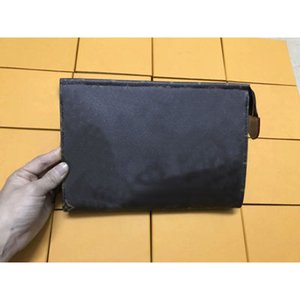 Wholesale rectangular handbag women travel makeup bag new designer high quality men wash bag famous brand cosmetic bags