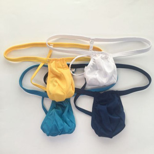 Mens String Thong G4171 Fashional Panties Contoured Pouch Stretchy Swim mens underwear